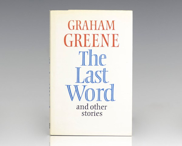 The Last Word and Other Stories.