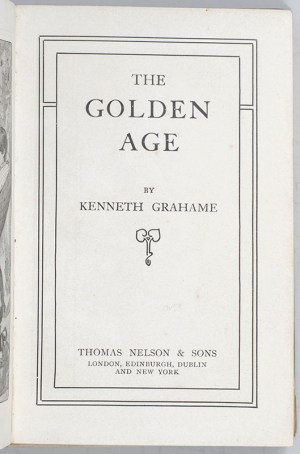 The Golden Age.