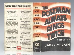 The Postman Always Rings Twice.