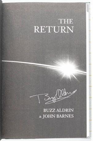 The Return: A Novel of Human Adventure.