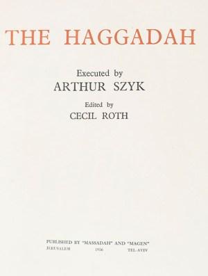 The Haggadah.