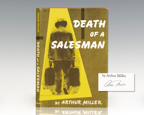 Death Of A Salesman.