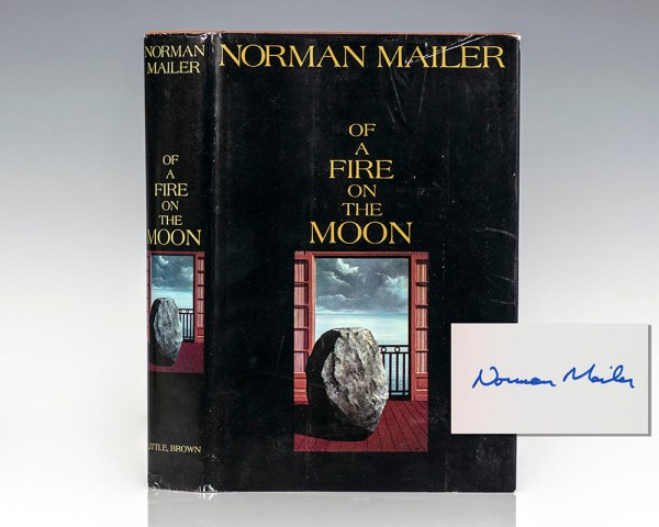 Of a Fire on the Moon.