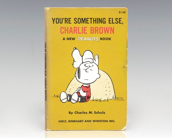 You're Something Else, Charlie Brown.