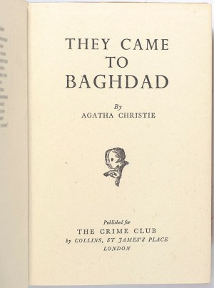 They Came to Baghdad.