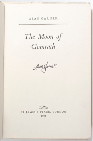 The Moon of Gomrath.