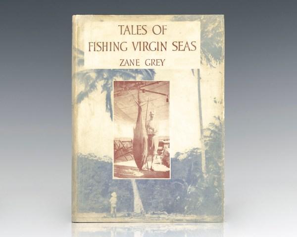 Tales of Fishing Virgin Seas.