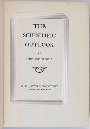The Scientific Outlook.