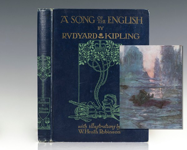 A Song of The English.