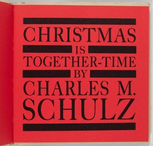 Christmas Is Together-Time.