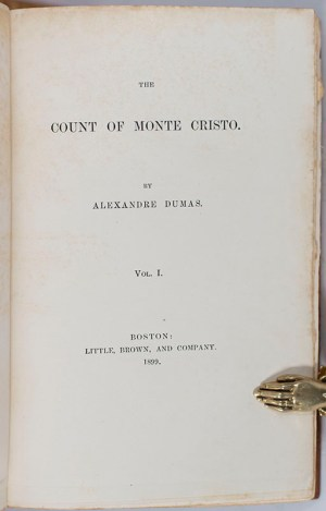 The Works of Alexandre Dumas, Including: The Count of Monte-Cristo, The Three Musketeers, Twenty Years After, and The Vicomte de Bragelonne: Ten Years Later.
