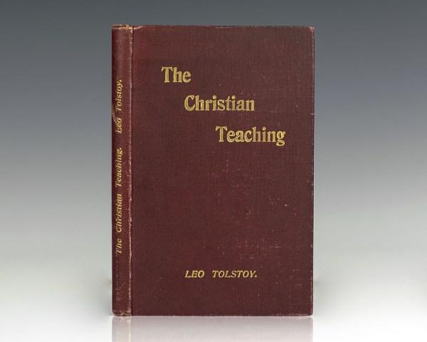 The Christian Teaching.