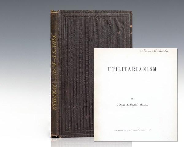 Utilitarianism.