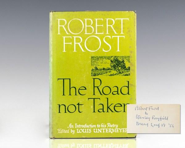 The Road Not Taken.