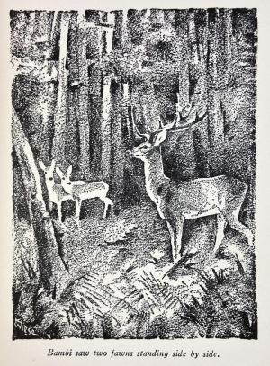 Bambi: A Life in the Woods.
