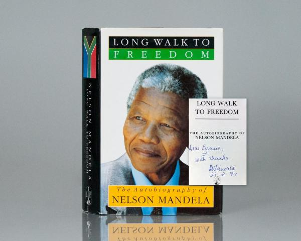 Long Walk To Freedom.
