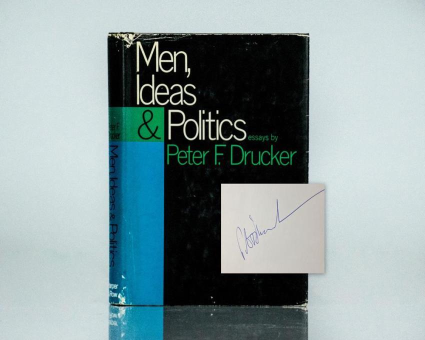 Men, Ideas, and Politics.