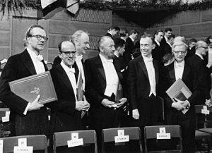Among Nobels