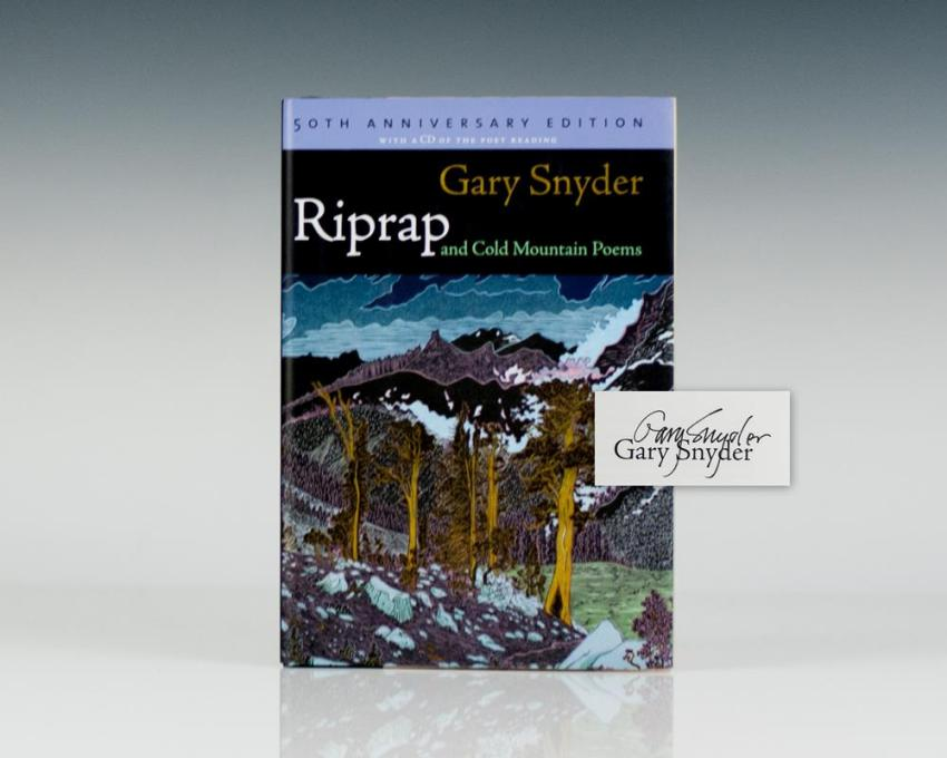 Riprap and Cold Mountain Poems.
