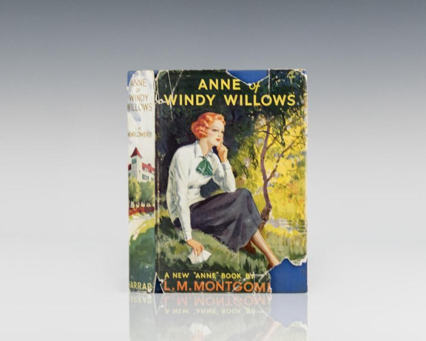 Anne of Windy Willows (Anne of Windy Poplars).