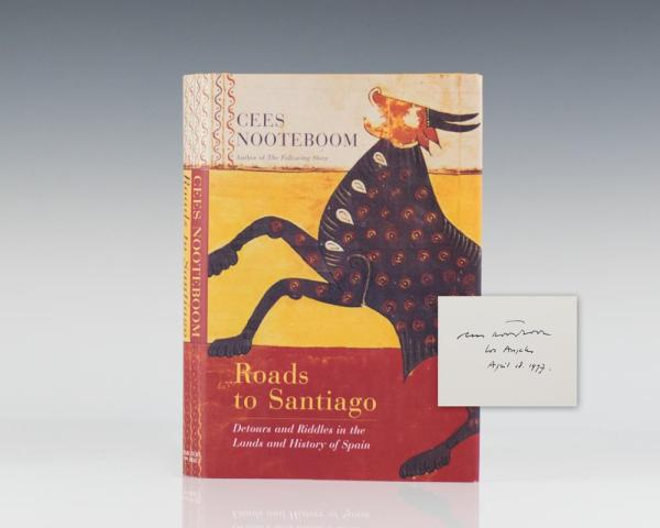 Roads to Santiago: Detours and Riddles in the Lands and History of Spain.