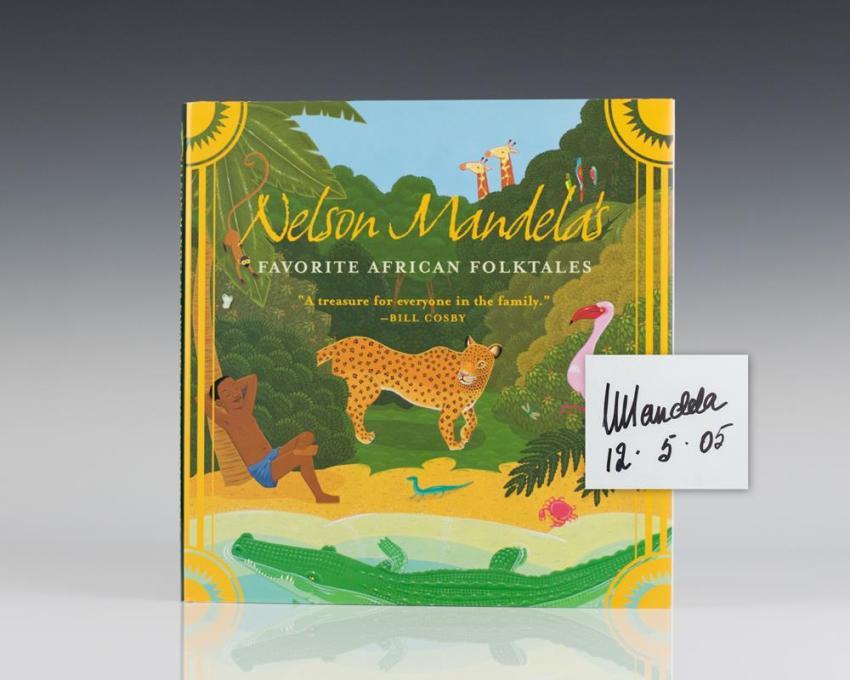 Nelson Mandela's Favorite African Folktales.