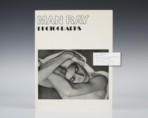 Man Ray: Photographs.