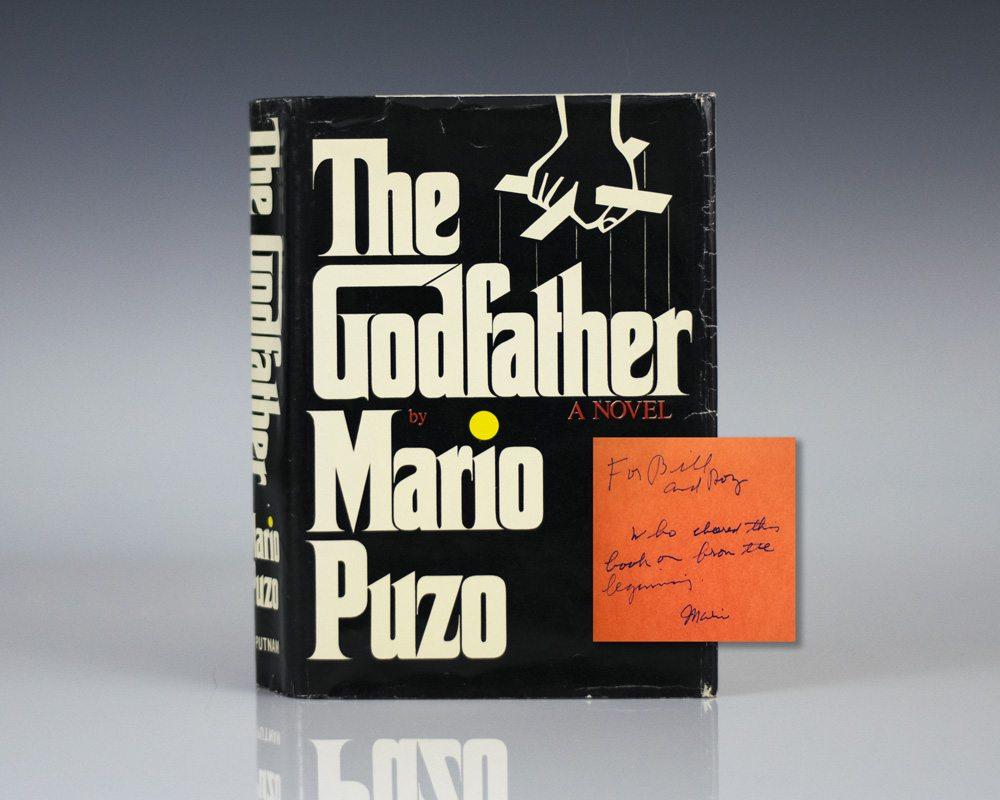 Mario Puzo's The Godfather.