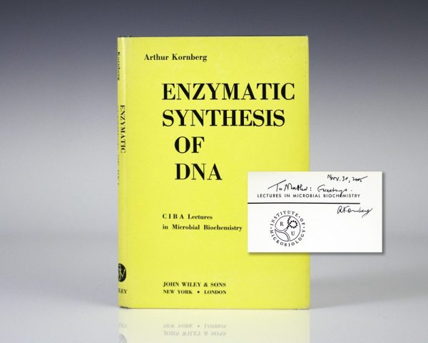 Enzymatic Synthesis of DNA.