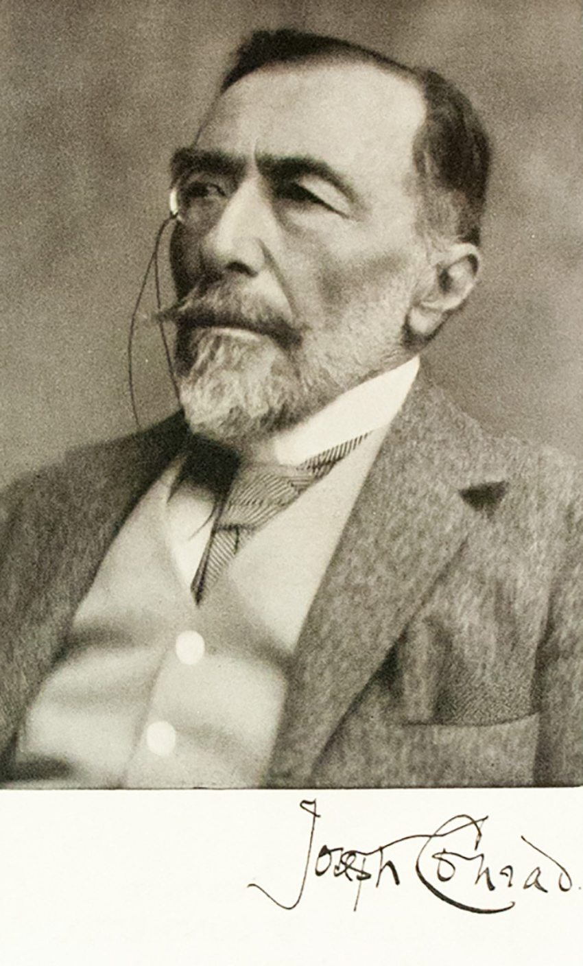 The Works of Joseph Conrad (Including Almayer's Folly; An Outcast of the Islands; The Nigger of the Narcissus; Heart of Darkness; Lord Jim; Nostromo; The Secret Agent; Under Western Eyes).