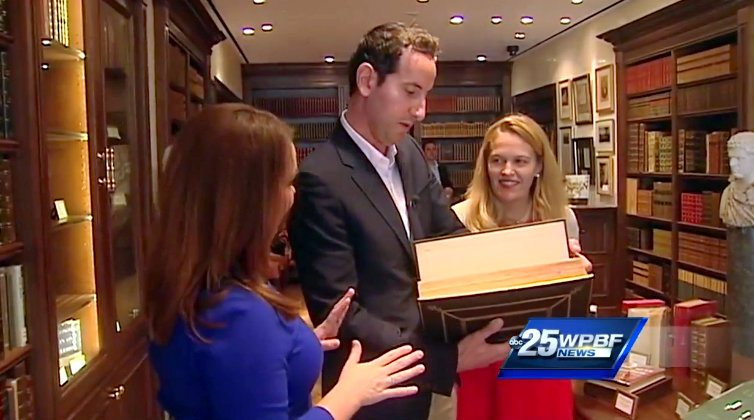 What's Brewing: New antique book store opens on Palm Beach