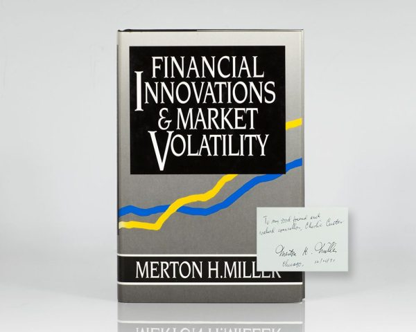 Financial Innovations and Market Volatility.