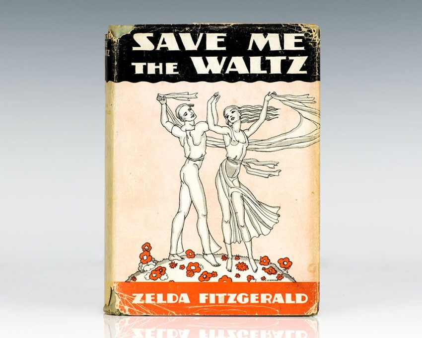 Save Me The Waltz.