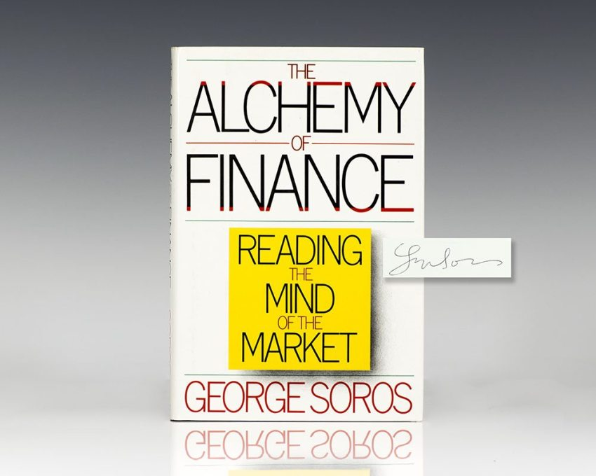The Alchemy of Finance: Reading the Mind of the Market.