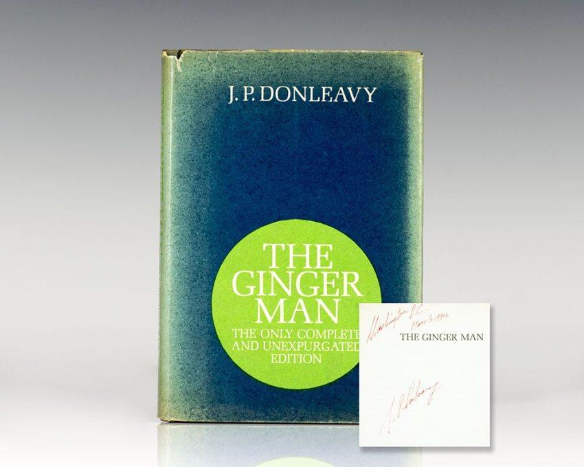 The Ginger Man.