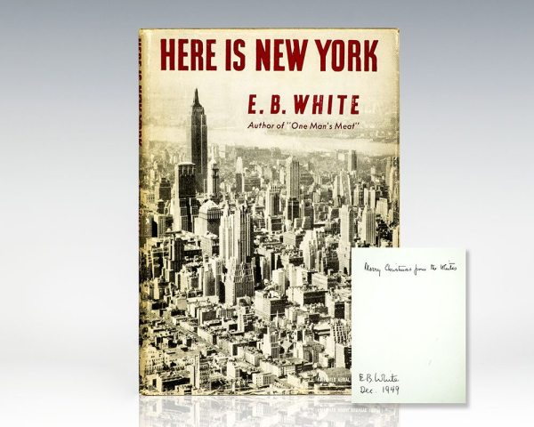 Here Is New York.