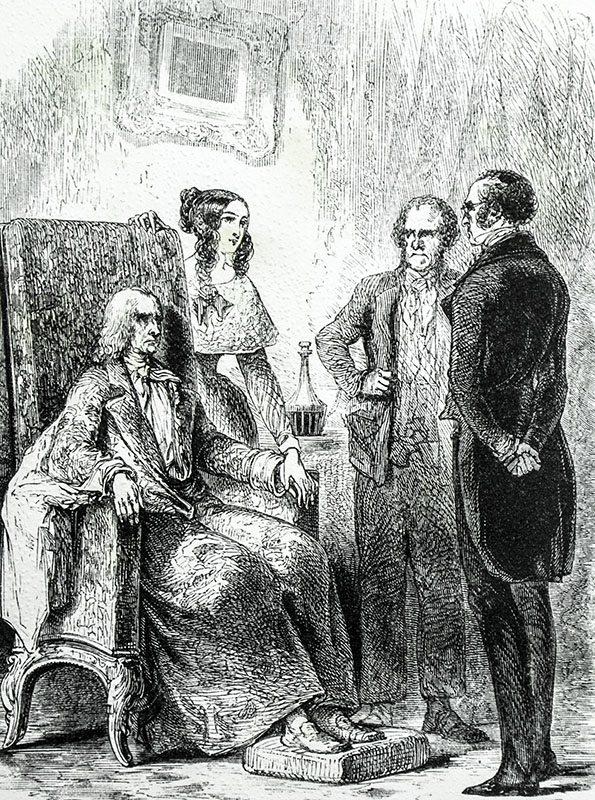 The Count of Monte-Cristo.