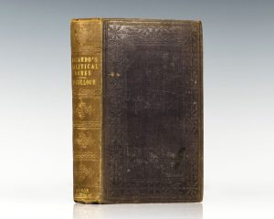 The Works of David Ricardo, Esq., MP. with A Notice of the Life and Writings of the Author.
