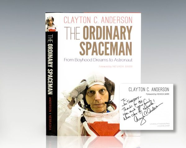 The Ordinary Spaceman: From Boyhood Dreams to Astronaut.