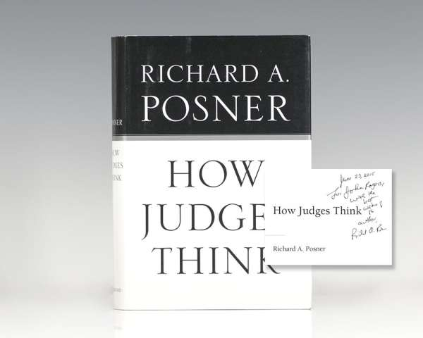 How Judges Think.