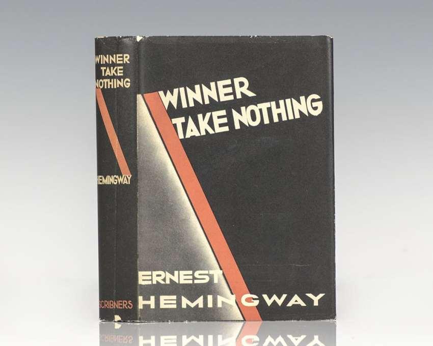 Winner Take Nothing.
