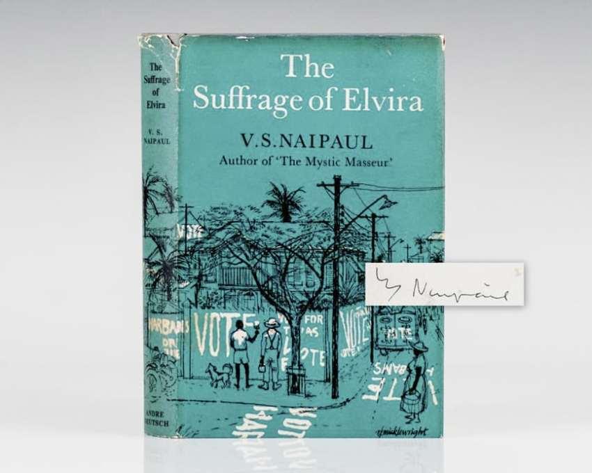 The Suffrage of Elvira.