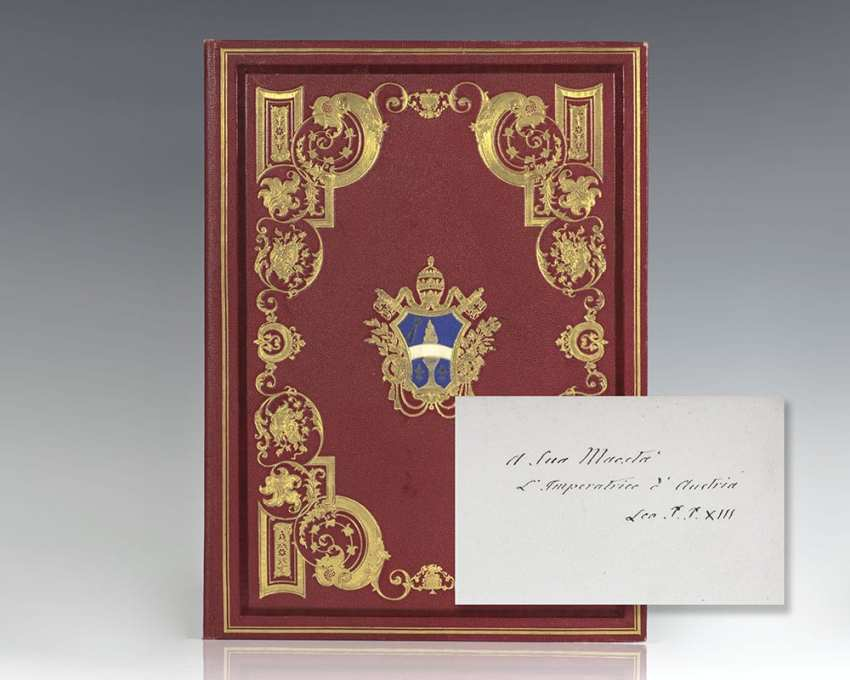 Sancttissimi Domini Nostri Leonis Divina Providentia Papae XIII. Epostola Encyclica.
