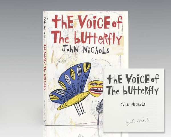 The Voice of the Butterfly.