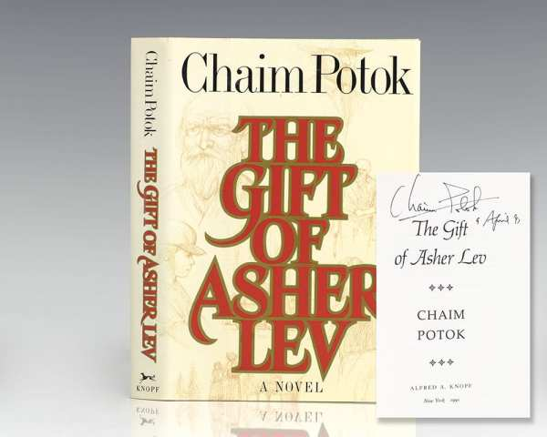 The Gift of Asher Lev.