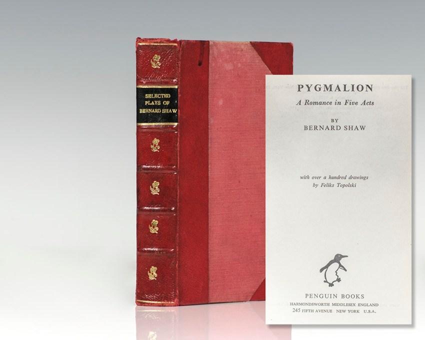 Selected Plays of George Bernard Shaw.
