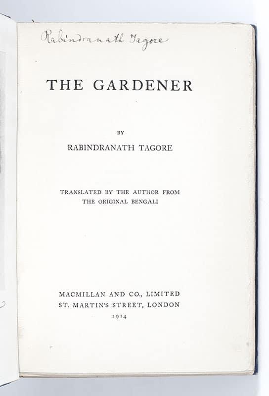 The Gardener.