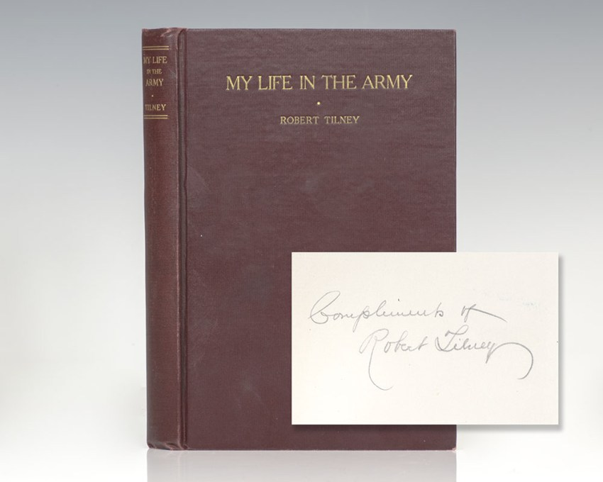 My Life in the Army. Three Years and a Half With the Fifth Army Corps, Army of the Potomac 1862-1865.