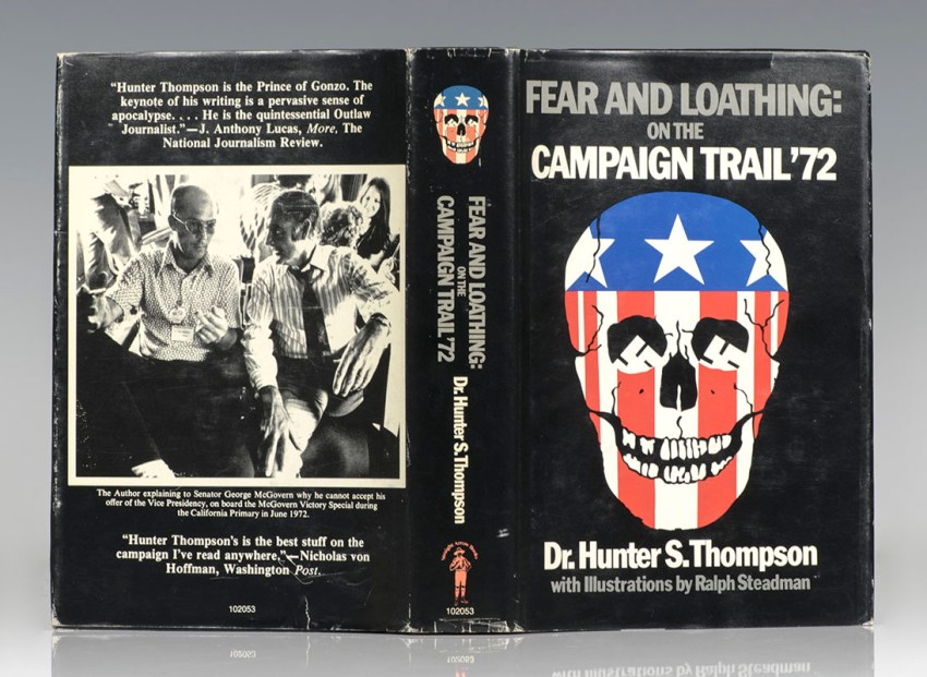 Fear and Loathing: On the Campaign Trail '72.
