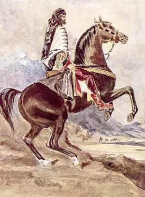The Authentic Arabian Horse and His Descendants: Three Voices Concerning the Horses of Arabia.